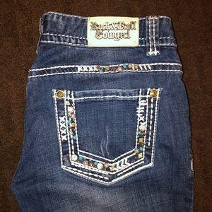 Rock & Roll Cowgirl Jeans Sz. 29x34